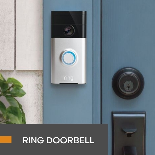 RING DOORBELL INSTALL