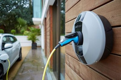 42% INCREASE IN EV CHARGE POINTS